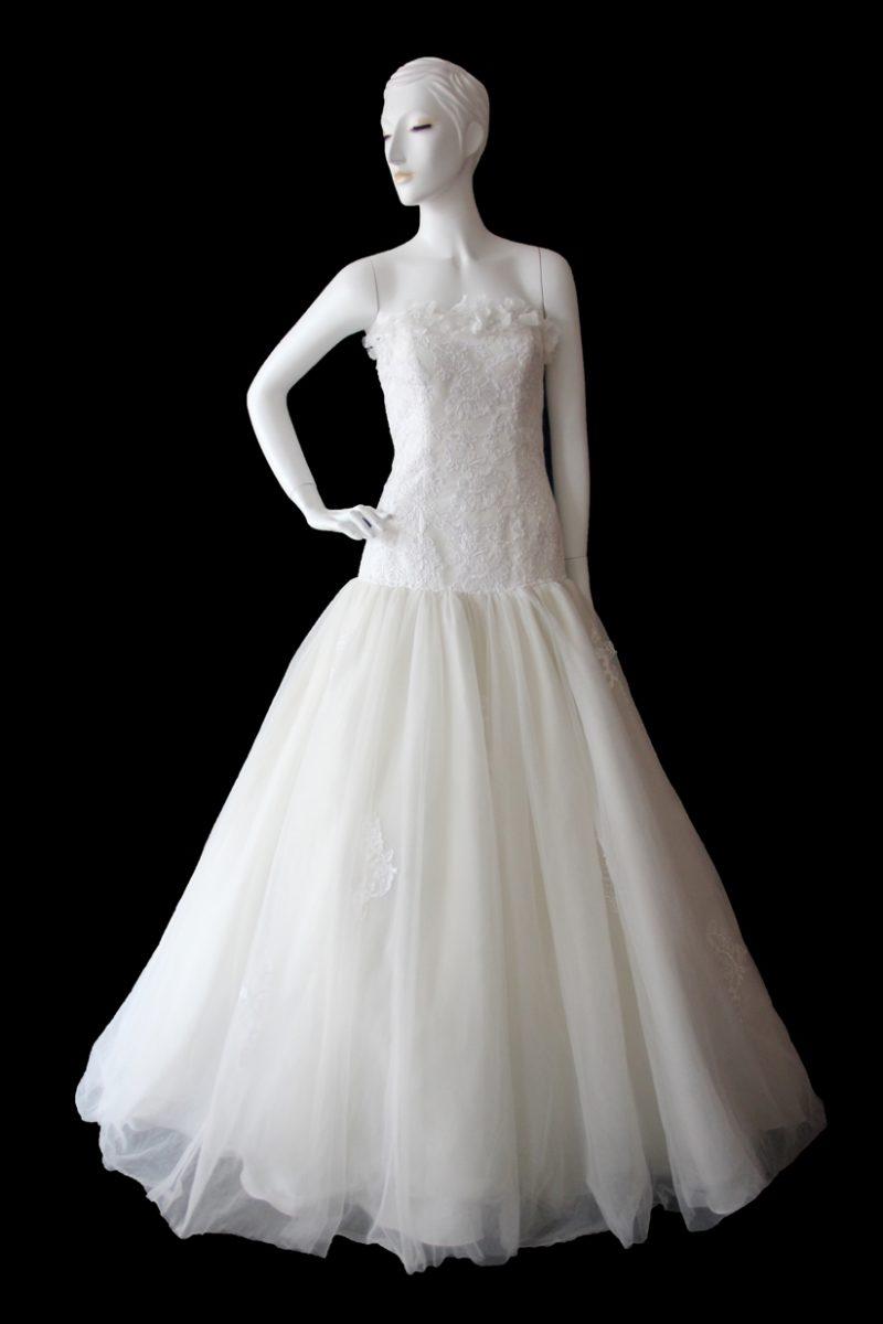 Mermaid Wedding Gowns rental in melaka - Lees Wedding