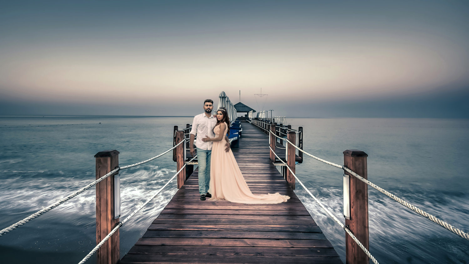 Melaka Indian Pre Wedding Photography